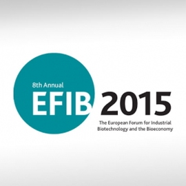 European Forum for Industrial Biotechnology and the Bioeconomy (EFIB) 2015
