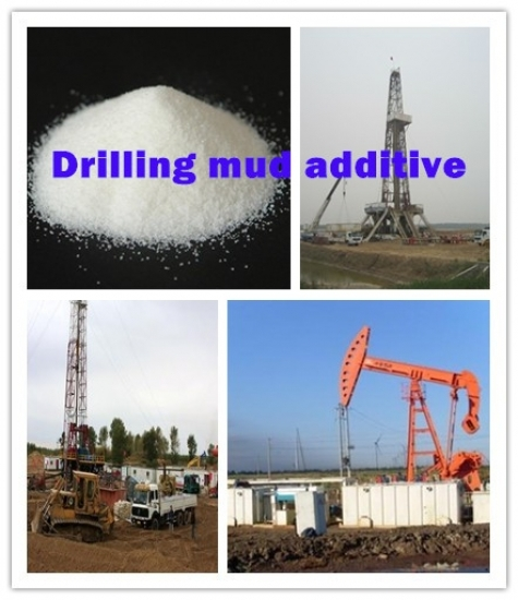Application of RT.PVP K90 in the oil industry (drilling mud)
